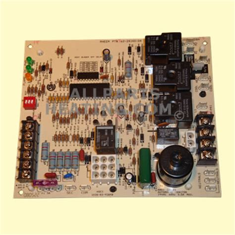 62 24140 02 integrated furnace control board with spark