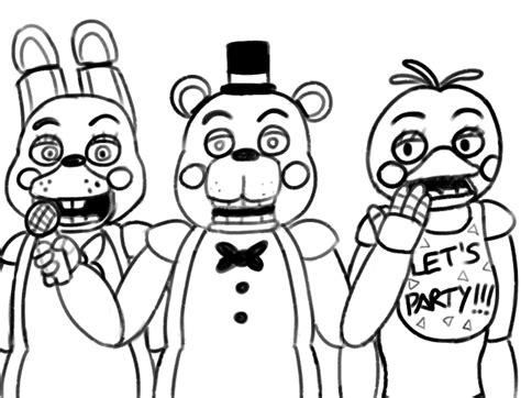 161 Pregunta A Los Animatr 243 Nicos 161 Un Amigo Loco Five Nights At Freddys Coloring Book L