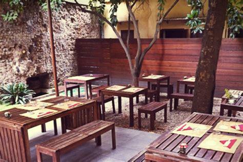 giardino di ripetta i migliori ristoranti di roma per mangiare all aperto