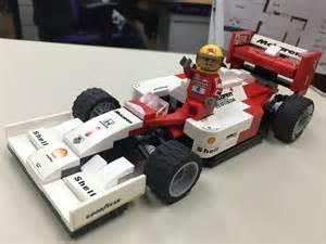 Lego F1 Lego Formula 1 Mclaren Mp46 V12 Senna 1991タミヤ Lego Mp46