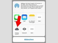 4 Wege: Fotos/Bilder von Mac auf iPhone XS/XR übertragen ... Bilder Vom Iphone Auf Pc Laden Mit Kabel