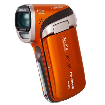 panasonic waterproof camcorder: ces 2012 askmen
