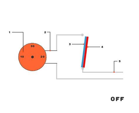 how a thermostat works diagram how a thermostat works tutorial electronic circuits
