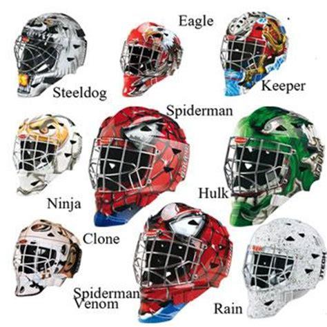 Eishockey Helm Sticker by Foto Itech Bauer 1400 Decal Torwartmaske Junior Foto 601581