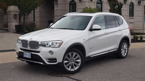 2015 Bmw X3 by Review 2015 Bmw X3 Xdrive28d Canadian Auto Review