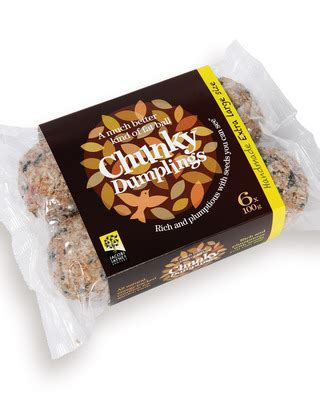 buy chunky dumpling cakes online from living with birds