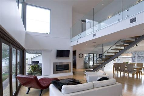 Open House Interiors by Cool Modern Home Design Open Plan Interior Pic Modern