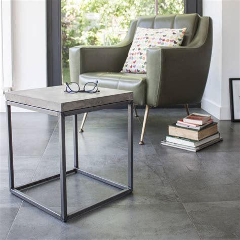 Concrete Side Table Concrete Side Table Eco Concrete Ashi Side Table Eco
