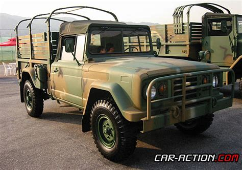 Kia Km450 Maasto Ja Armeija Kuorma Auto Sivuja Page 2