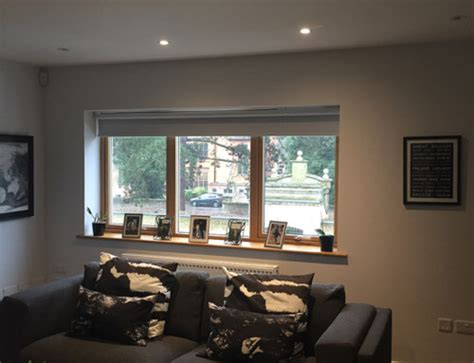 window blinds technology independently controlled motorised blinds turners blinds and shutters