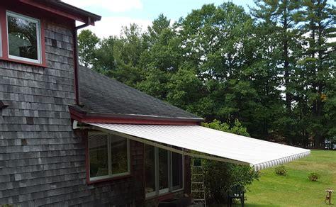sunesta awnings awning installation in sandwich nh awningsnh