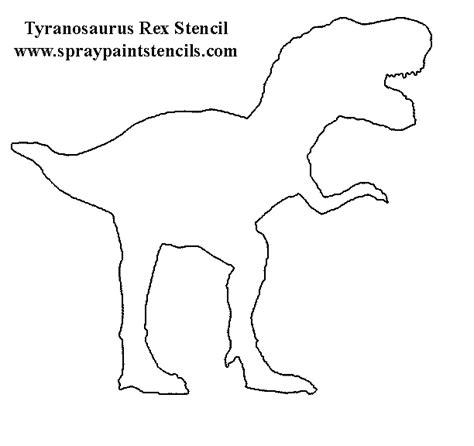 dinosaur templates free free dinosaur stencils