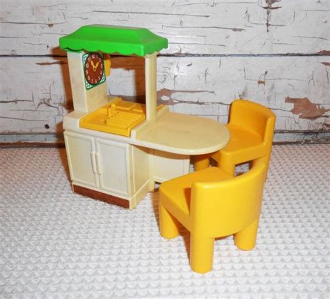 little tikes dolls house vintage little tikes doll house kitchen by totallyvintage