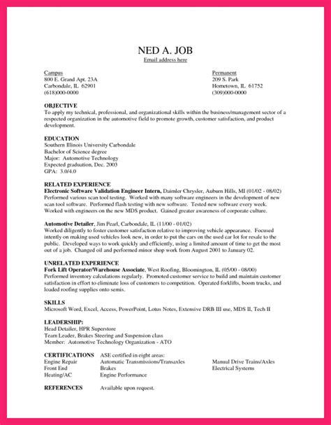demolition resume sle resume exles templates exle resume objectives