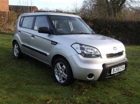 Mpg Kia Soul Kia Soul 1 6 1 Low Mileage Car With Service History