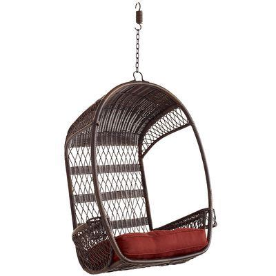 swingasan 174 mocha hanging chair pier 1 imports swingasan 174 chair mocha pier 1 249 99 ikea home