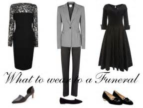 what color do you wear to a funeral what to wear to a funeral