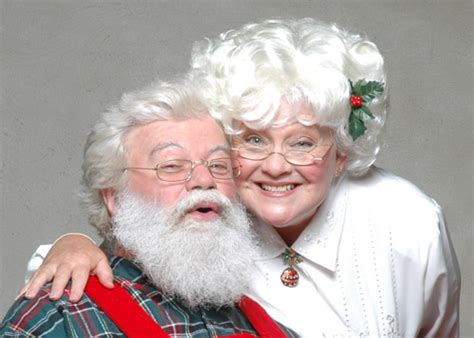 singing santa claus mrs claus photo gallery
