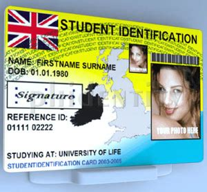 student id card template uk id gallery of pictures id uk