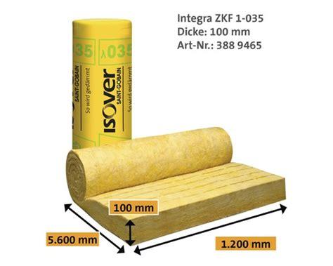 integra zkf 1 035 preis klemmfilz isover integra zkf 1 035 g3 touch st 228 rke 100mm