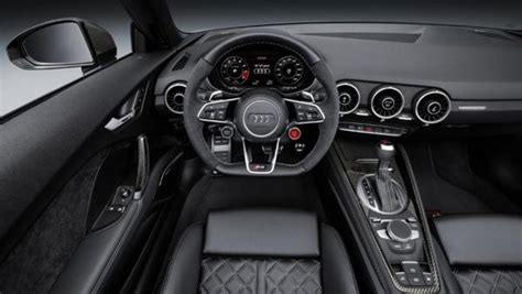 Audi Tt Rs Interior by 2017 Audi Tt Rs Redesign Release And Changes Future Car