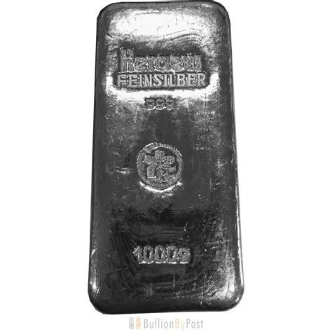 1 kilo silver bar ebay heraeus 1kg kilo silver bar ebay