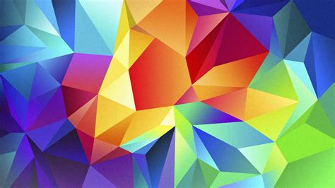 colorful wallpaper pics polygonal colorful wallpapers