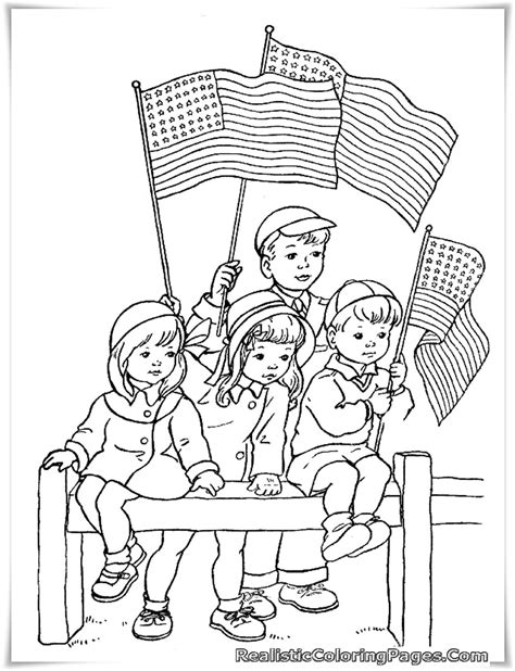4th of july coloring pages preschool fourth of july coloring pages realistic coloring pages