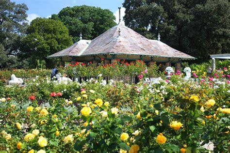 Sydney City And Suburbs Botanic Gardens Rose Garden Sydney Botanical Gardens Parking