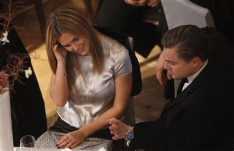 Leo Bar Engaged by Leonardo Dicaprio And Attend The Quot Cinema For
