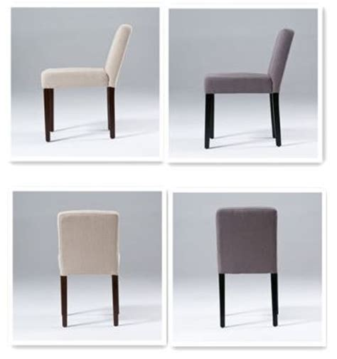 Dining Room Chairs With Low Backs Low Back Dining Chairs Linen Dining Chair Dining
