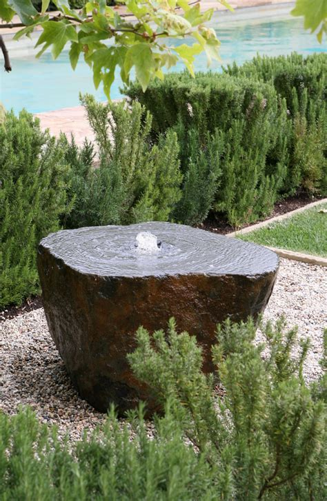 patio water garden best 25 fountains ideas on rock