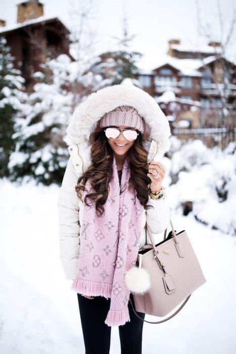outfits de moda  el invierno