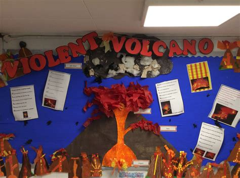 geography themes ks2 year 3 volcanoes classroom display geography mar 16