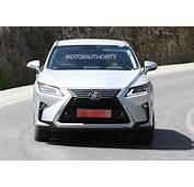 2019 Lexus RX Spy Shots