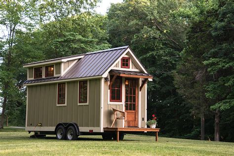 tiny home square footage timbercraft tiny house living large in 150 square feet