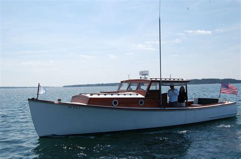wooden boat maine maine yacht charters ckim group