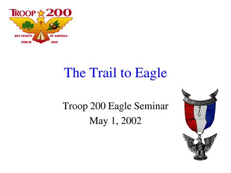 eagle scout powerpoint template best photos of eagle scout powerpoint template eagle