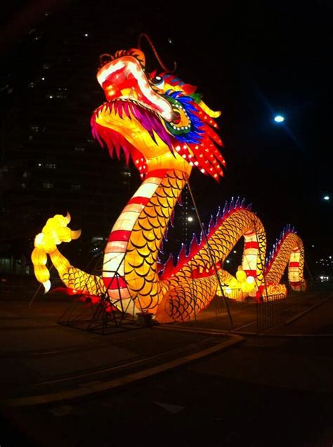 new year in docklands 2015 lantern displayed in melbourne for
