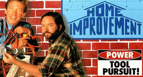 home improvement power tool pursuit wednesday