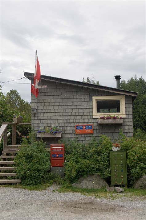 Sound Post Office by Post Office In Whaletown