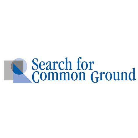 logo search for common ground search for common ground recrute un e assistant e de