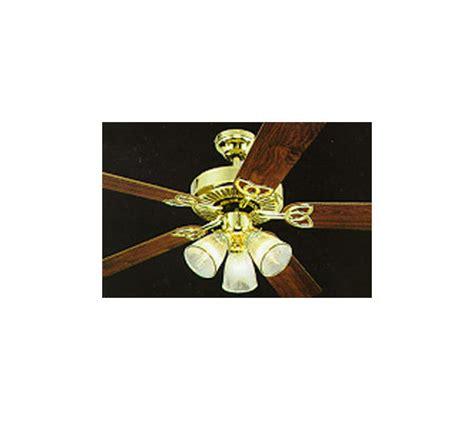 Encon Industries Vintage 52 Quot 5 Bld Ceiling Fan Walnut Or Encon Ceiling Fan