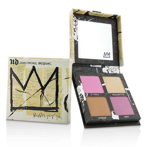 Decay Ud Jean Michel Basquiat Gallery Blush Palette ud jean michel basquiat gallery blush palette