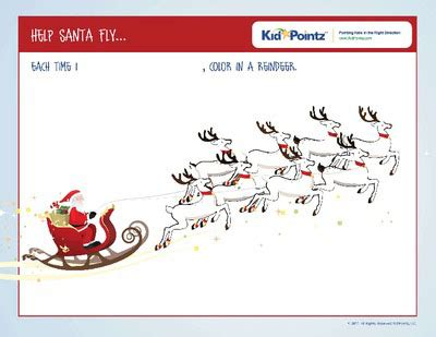santa chart com charts for preschoolers kid pointz