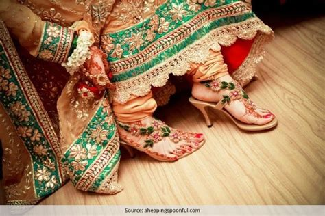 Bridal Footwear Wedding by Tips To Help Indian Buy Wedding Shoes
