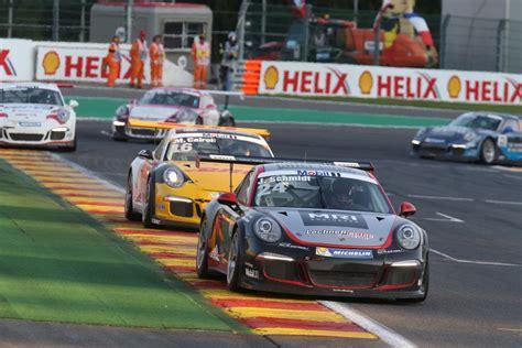 Porsche Belgien by Jeffrey Schmidt Porsche Supercup Belgien Jeffrey Schmidt
