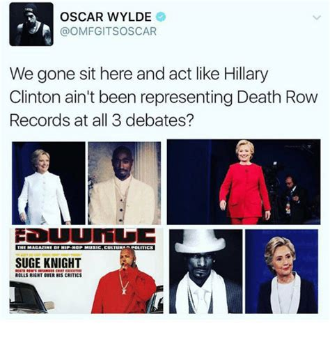 Clinton Row Records Infamous Memes Of 2016 On Sizzle Bad