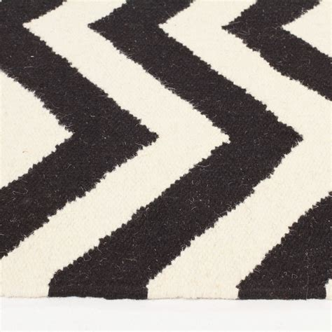 black and white chevron runner rug wool flat weave chevron design rug black white runner wool kilims beyond bright