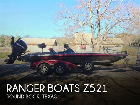 round rock boat dealers for sale used 2012 ranger boats z521 in round rock texas